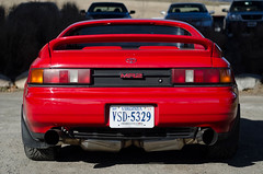 1993 Toyota MR2 (landon.blankemeyer.photography) Tags:
