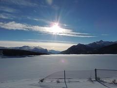 Lake Abraham Alberta (kevinmklerks) Tags: alberta rocky mountains kootenay kootney plains lake abraham falls forest floodplain siffleur