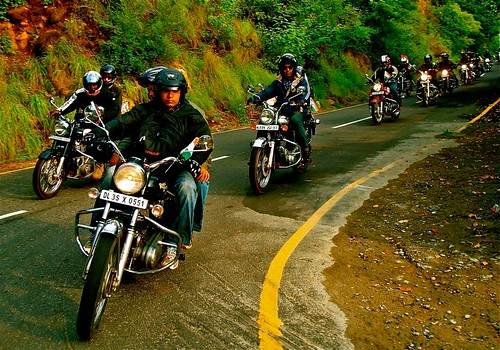 Independence Day Ride to Yelagiri Hills