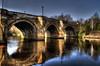 Yarm Bridge (SteveJ442) Tags: bridge nikon hdr yarm stocktonontees stonebridge roadbridge rivertees platinumheartaward yarmbridge