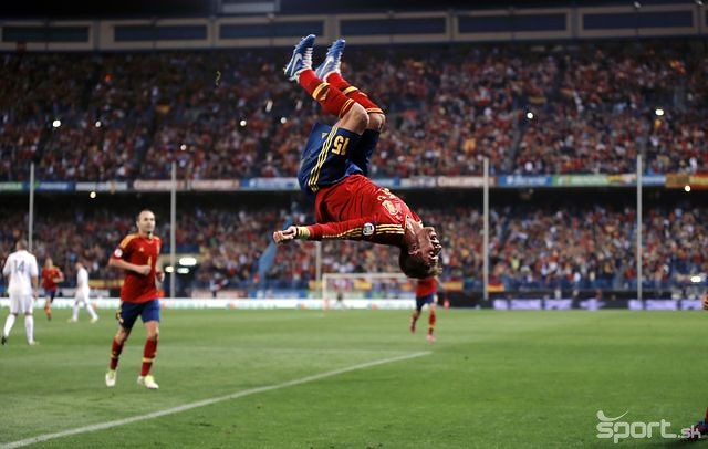 Ternyata Sergio Ramos Bisa Begini