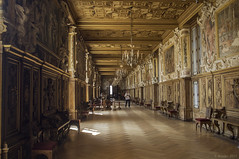 Palace of Fontainebleau: Gallery of Francis I (Greatest Paka Photography) Tags: travel france castle art history museum hall gallery interior room decoration palace medieval unescoworldheritagesite unesco worldheritagesite monarch napoleon chateau fresco renaissance royalty fontainebleau passageway primatice rossofiorentino palaceoffontainebleau galleryoffrancisi frencyroyalchateau francescoscibecdacarpi