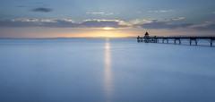 Summer (CarolynEaton) Tags: summer pier clevedon