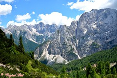DSC_7472 (Original Loisi) Tags: panorama mountain mountains nature berg view wildlife natur berge slovenia slovenija slowenien wandern kranjskagora bergwelt republikaslovenija kronau