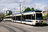 WLB 410 in Wien, Karlsplatz DSC_0389 (foto_DM) Tags: wien wiener bahn e6 e1 strassenbahn bim linien badner wlb lokalbahnen