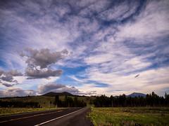 The road to Flagstaff (Jim Nix / Nomadic Pursuits) Tags: travel arizona southwest grandcanyon sedona olympus flagstaff roadshot mirrorless nomadicpursuits jimnix olympusomdem1