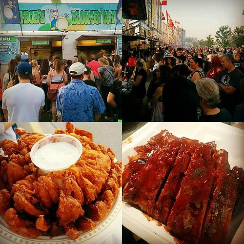 #barrie #barrieribfest #ribfest #ribs #downtown #craftbeerfestival