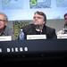 Carlton Cuse, Guillermo del Toro & Chuck Hogan