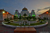 Malacca Straits Mosque   Scene 2 (Shamsul Hidayat Omar) Tags: sunset tourism architecture photography high interesting nikon scenery dynamic places scene mosque malaysia omar straits range hdr melaka masjid malacca islamic selat hidayat greatphotographers shamsul photoengine oloneo d800e