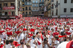 "SAN FERMIN 2015 14 • <a style=""font-size:0.8em;"" href=""http://www.flickr.com/photos/39020941@N05/19697826111/"" target=""_blank"">View on Flickr</a>"