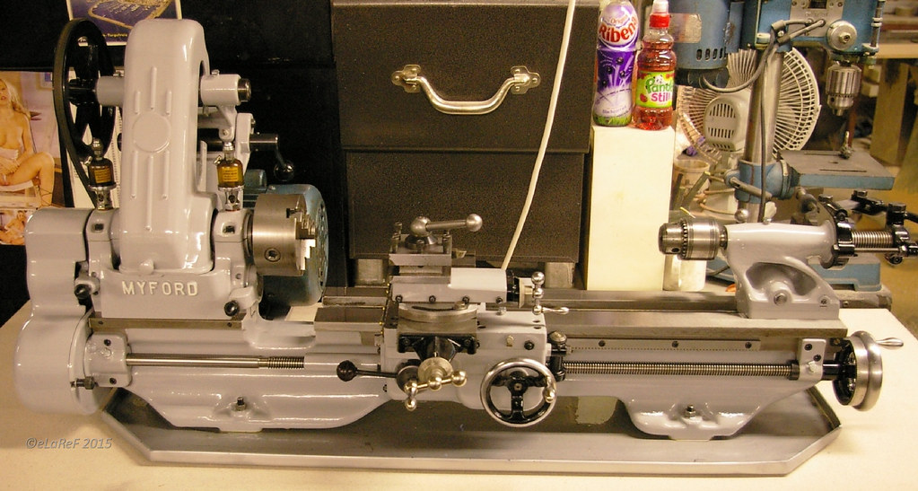 myford lathe dating I have a cherry rivetter, dating from the early 80s it did not have a handle, but i fitted one 20 years ago i did have a gw press, but the way it is assembled, with screws rather than welding, means the head can move and get misaligned.