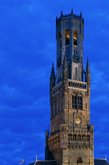 The Belfry in Market Square - Bruges (High ISO) Canon PowerShot G3X (markdbaynham) Tags: city light urban colour building tower canon high belgium zoom dusk g low brugge powershot historic iso belfry fixed metropolis bruges tall compact flanders superzoom bruggen x25 1inch f2856 canonite g3x canonites tiown 25600mm digitaldepotcouk digitaldepotstevenage