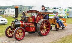 Cromford Steam Rally 2015 (Mick PK) Tags: uk england derbyshire events places steam cromford eastmidlands wanderingstar cromfordsteamrally miniaturesteam 6inchburrell cromfordsteamrally2015