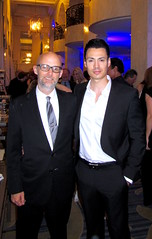 Enzo Zelocchi & Moby (Enzo Zelocchi) Tags: pictures california uk people italy usa cinema celebrity london film wonderful magazine movie studio los google angeles outdoor united famous best hills human alist list hollywood fox enzo actor beverly universal states awards moby studios director press academy society producer success ashford gala outstanding the imdb 2015 a zelocchi