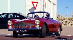 Facel Vega Facellia 1961 (XBXG) Tags: auto old france holland classic netherlands car vintage french automobile nederland convertible voiture frankrijk vega cabrio paysbas zandvoort fa 1961 ancienne roadster cabriolet franaise facel facelvega facellia al5249