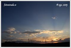 Atardecer en la Alcarria (Algarval de fotomirada) Tags: guadalajara verano mitierra alcarria