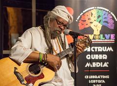 funcrunch-20161214-9942 (funcrunch) Tags: blackberri spectrumqueermedia black concert guitarplayer lgbt performance queer singer oakland california unitedstates us