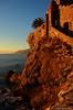 Castel Dragone (- Crupi Giorgio (official)) Tags: italy liguria camogli castle reef sea sky sunset seascape canon canoneos7d sigma 1020 mm