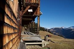 (Giramund) Tags: switzerland winter december maisensäss alpinehut