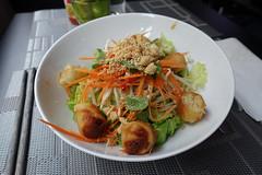 Bo Bun with curry chicken @ Le Cambodge @ Paris 15