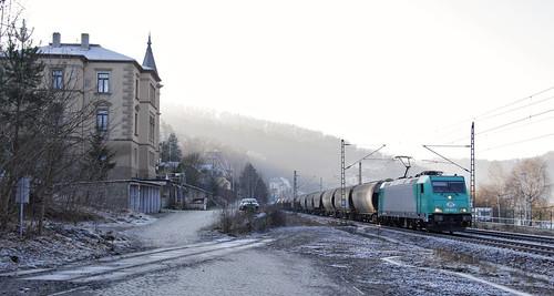 ITL 185 633-5, Königstein