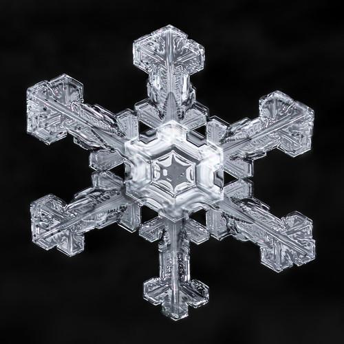 Snowflake-a-Day #33