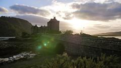 Sco-92 (tom-ak) Tags: scotland royaumeuni gb eilean donan castle uk