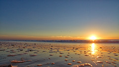 Puesta de sol en la playa de la barrosa (Cádiz) (alvaroplaxa) Tags: labarrosa playa puestasdesol