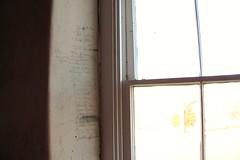 Window List (Jane Inman Stormer) Tags: indiana elutheriancollege window list graffiti sign historic historiclandmark pane old text writing signature plaster