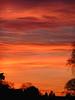3/365: Red sky at night (Den's Lens 2000) Tags: 365 2017 sunset dusk sky woking surrey