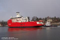 L'ASTROLABE (9797539) (014-05.01.2017) (HWDKI) Tags: l'astrolabe imo 9797539 schiff ship vessel hanswilhelmdelfs delfs kiel nordostseekanal kielcanal nok sehestedt rendsburg eisbrecher icebreaker p800 french navy marine
