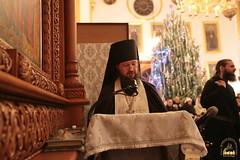 045. Nativity of the Lord at Lavra / Рождество Христово в Лавре 07.01.2017