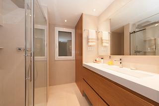 Baño privado - Proyecto Sant Gervasi