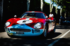 Clive Joy and Nicolas Minassian - 1964 Ferrari 250 LM at the 2016 Goodwood Revival (Photo 2) (Dave Adams Automotive Images) Tags: 2016 9thto11th autosport car cars circuit daai daveadams daveadamsautomotiveimages grrc glover goodwood goodwoodrevival hscc historicsportscarclub iamnikon lavant motorrace motorracing motorsport nikkor nikon period racing revival september sussex track vscc vintage vintagesportscarclub davedaaicouk wwwdaaicouk clivejoy nicolasminassian 1964ferrari250lm 1964 ferrari 250 lm