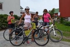 sykkeldamer