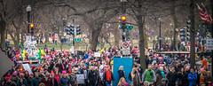 2017.01.21 Women's March Washington, DC USA 2 00140