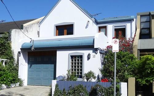 16 MacKenzie Street, Leichhardt NSW 2040