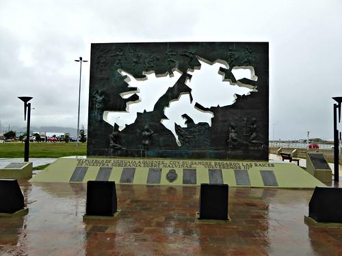 Malvinas War Memorial