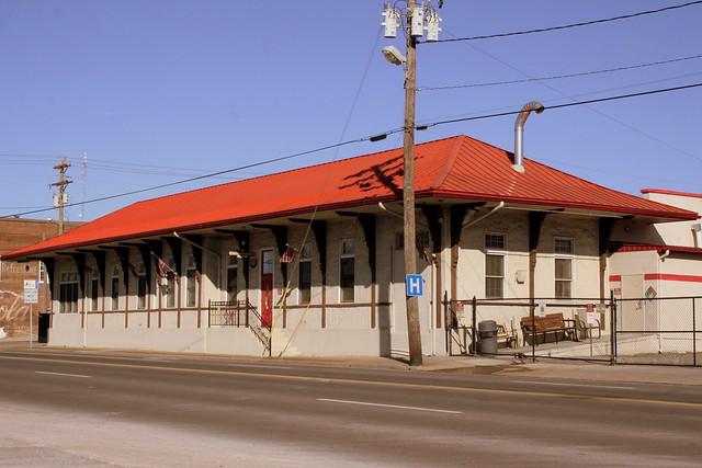 NCStL Train Depot - Lebanon, TN