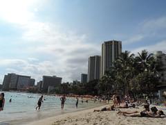 062 (diabeticgirl4) Tags: ocean beach hawaii scenery pacific waikiki oahu pacificocean shore honolulu waikikibeach 52115