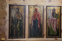 72. Patron Saint's day at All Saints Skete / Престольный праздник во Всехсвятском скиту