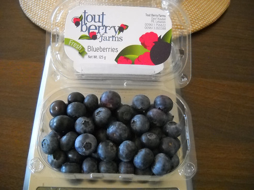 ToutBerry Package Large Fruits a May 10, 2014