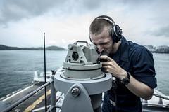 150605-N-IC565-007 (U.S. Pacific Fleet) Tags: hongkong navy calif marines arg ussessex westpac westernpacific 15thmeu lhd2 ussessexlhd2 vulturesrow cpr3 bradleyjgee seaandandanchor