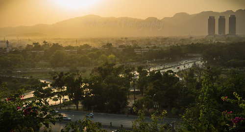 Islamabad View point