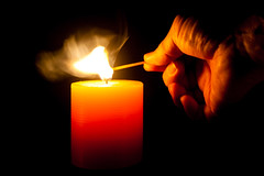 Candle (~trigger_happy~) Tags: topshots p1f1