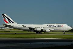 F-GITJ (Air France) (Steelhead 2010) Tags: boeing airfrance yyz b747 freg b747400 fgitj