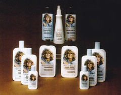 Faberge 1978 Farrah Fawcett Hair Care Line (farrahcollector) Tags: beauty hair model icon spray line creme shampoo angels actress 70s care 1970s conditioner rinse farrah fawcett charlies