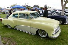1952 chevrolet (bballchico) Tags: chevrolet santamaria custom fleetline 1952 westcoastkustomscruisinnationals