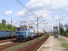 ET22-1046 (MarSt44) Tags: train poland polska krakow railway cargo krakw pkp maopolska kolej et22 pafawag mydlniki et221046