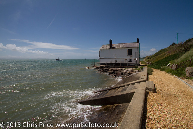 Lepe Country Park, Hampshire
